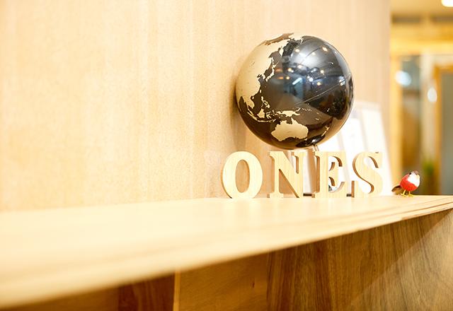 One's Willの会社概要と代表メッセージを紹介するページです