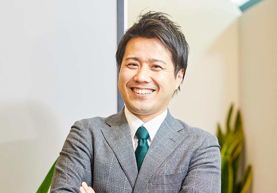 Ryo.A 取締役 営業統括部長(安藤さんインタビューにリンク)