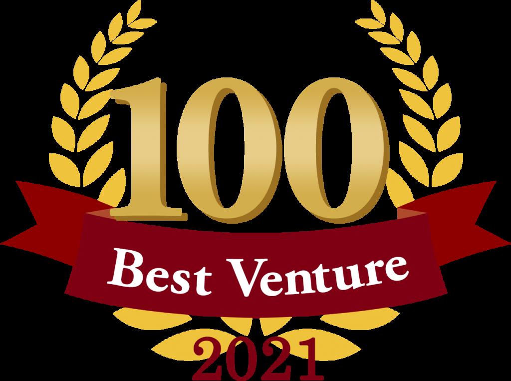 2021年度『ベストベンチャー100』に選出!